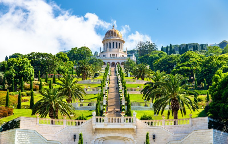 Caesarea, Haifa, Rosh Hanikra And Akko Tour 5