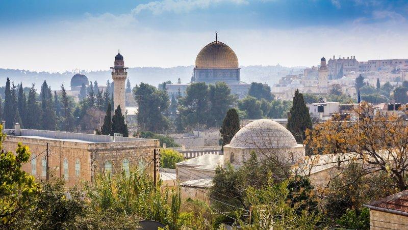 Jerusalem And Dead Sea Tour