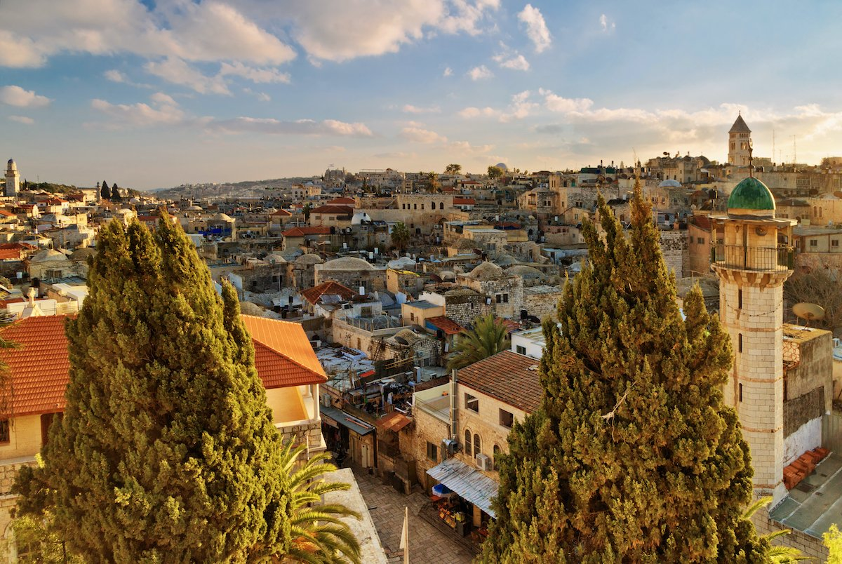 Tour Del Día De Jerusalén2