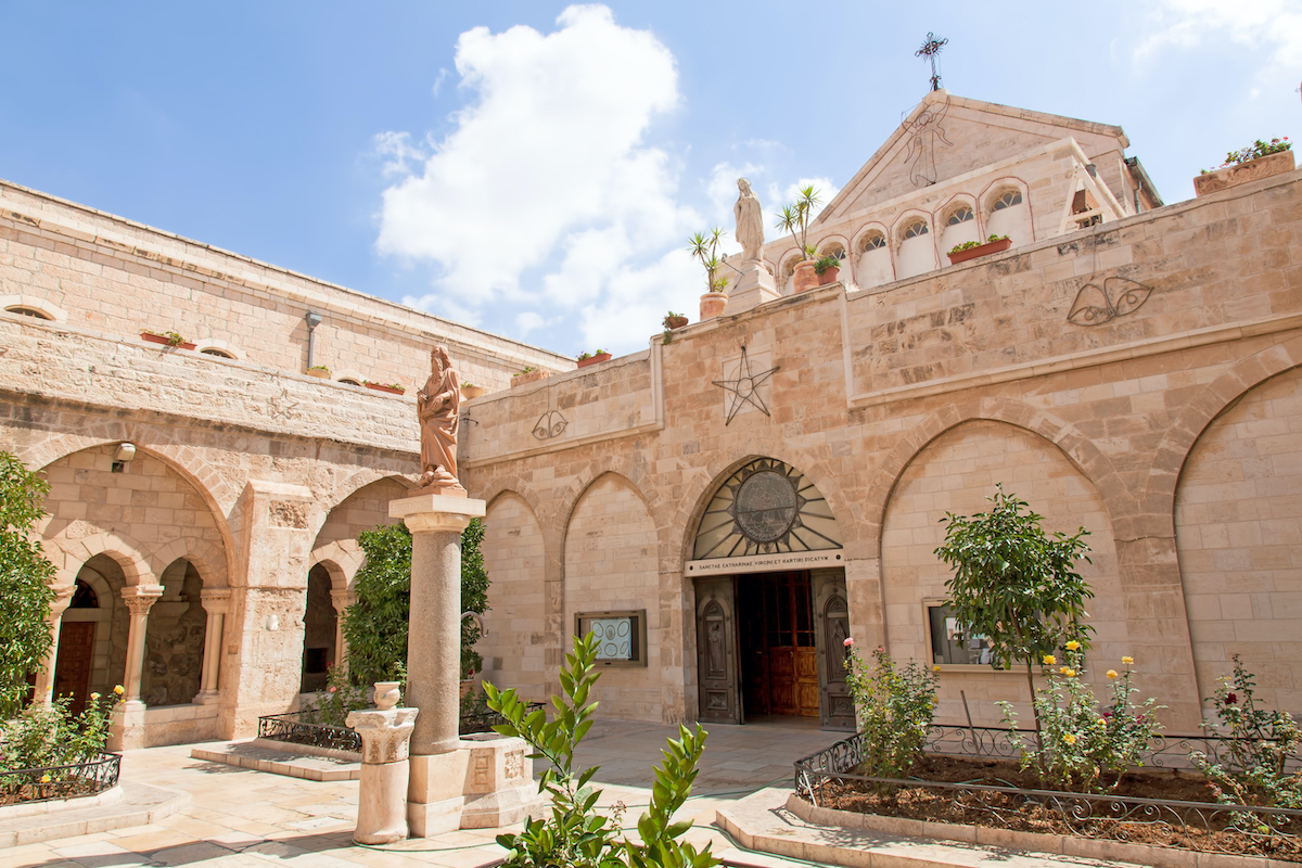 Jerusalem, Bethlehem, And Dead Sea Day Tour From Eilat1