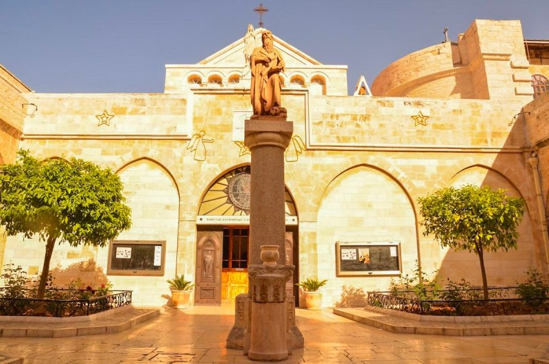 Jerusalem, Dead Sea, Bethlehem Tour 7