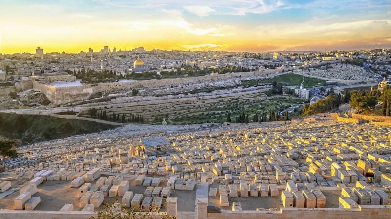 Jerusalem Mount Of Olives And Temple Mount Tour 1