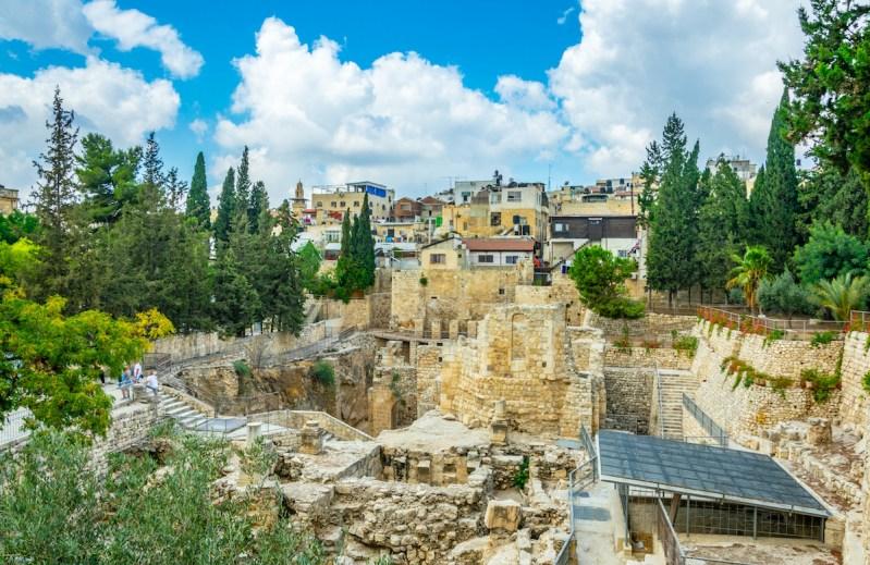 Jesus's Jerusalem Day Tour 2