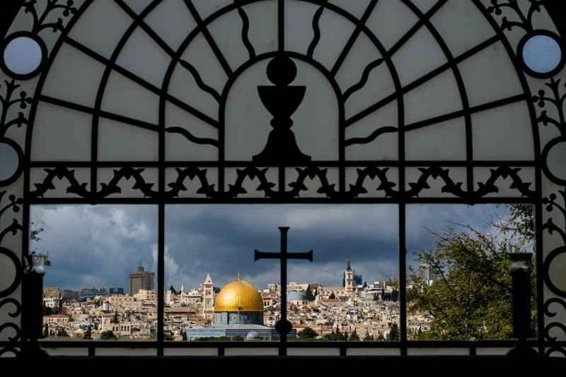 Jesus's Jerusalem Day Tour 4