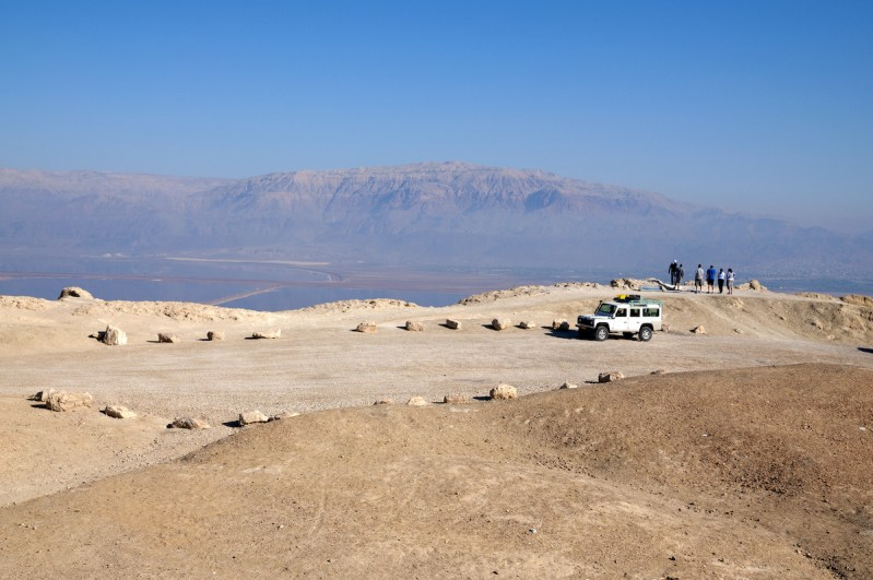 Judean Desert Jeep Tour With Bedouin Visit2