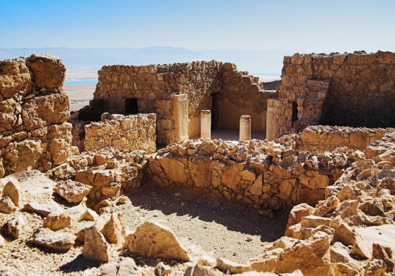 Masada, Ein Gedi, Dead Sea, & More Tour4