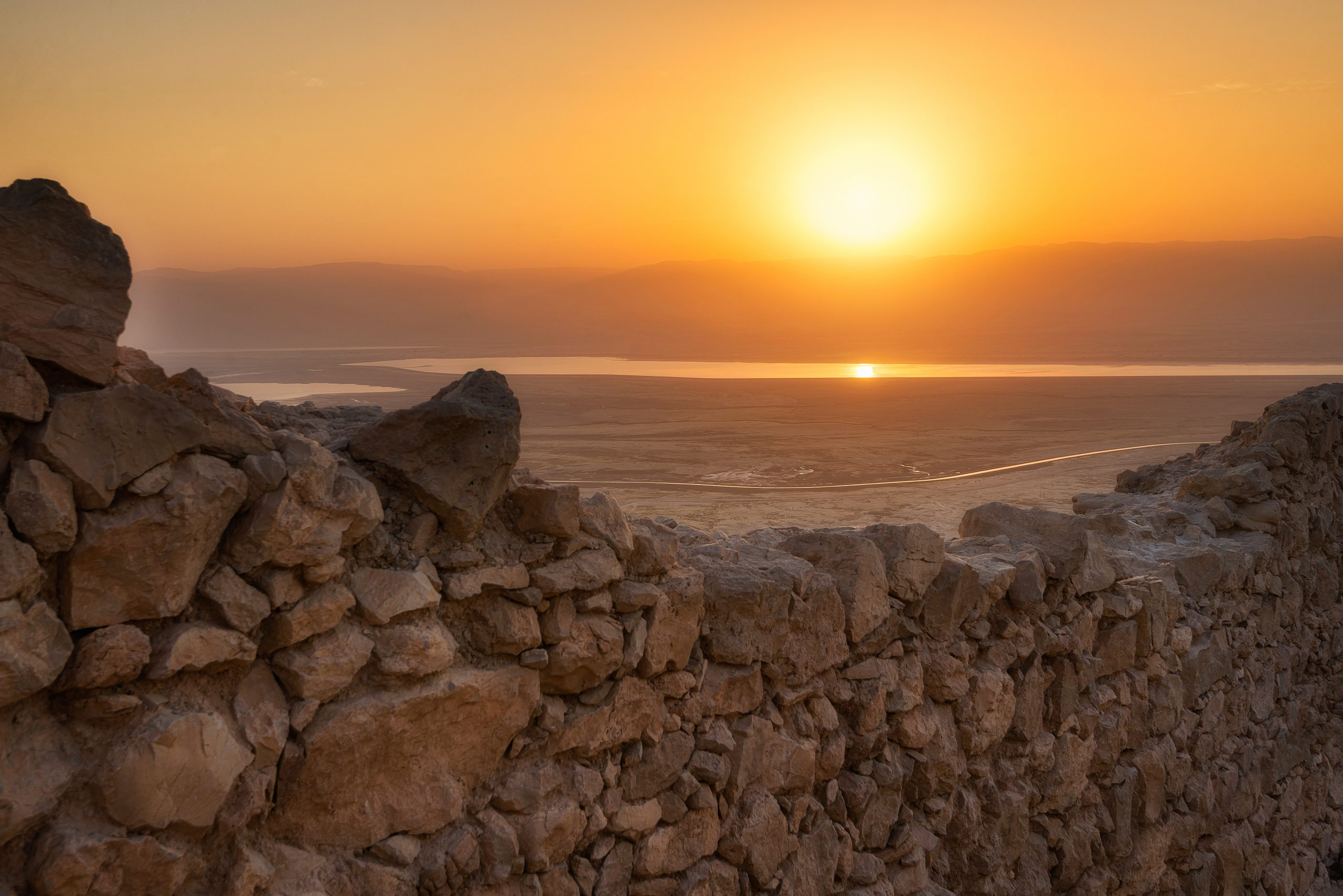 Masada Sunrise Ein Gedi And Dead Sea Tour From Tel Aviv And Jerusalem 1 Scaled