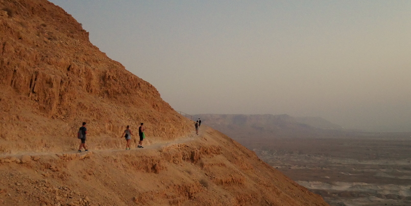 Masada Sunrise Ein Gedi And Dead Sea Tour From Tel Aviv And Jerusalem 2