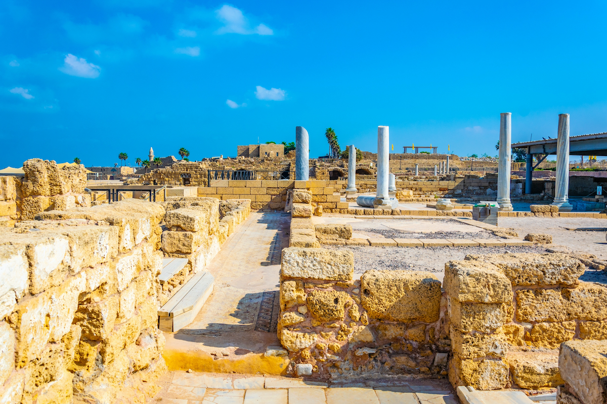 Private Caesarea, Haifa, Akko & Rosh Hanikra Tour4