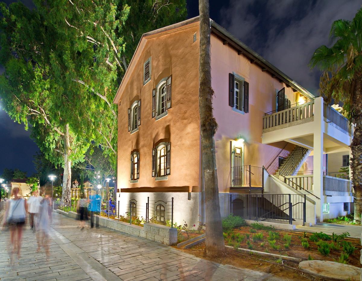Tel Aviv Architecture Tour4