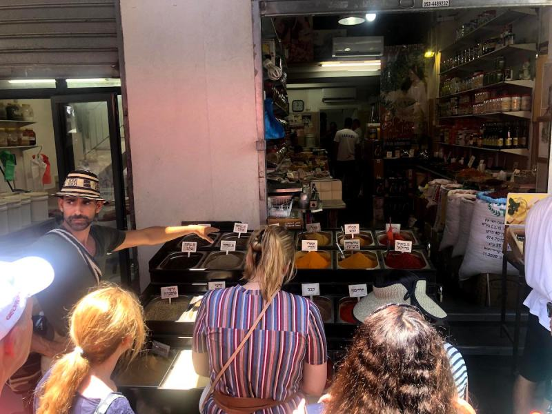 Tel Aviv Food Tour Of The Carmel Market 8