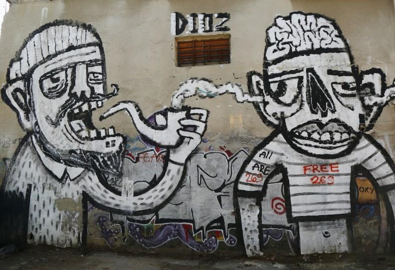 Tel Aviv Street Art Tour4