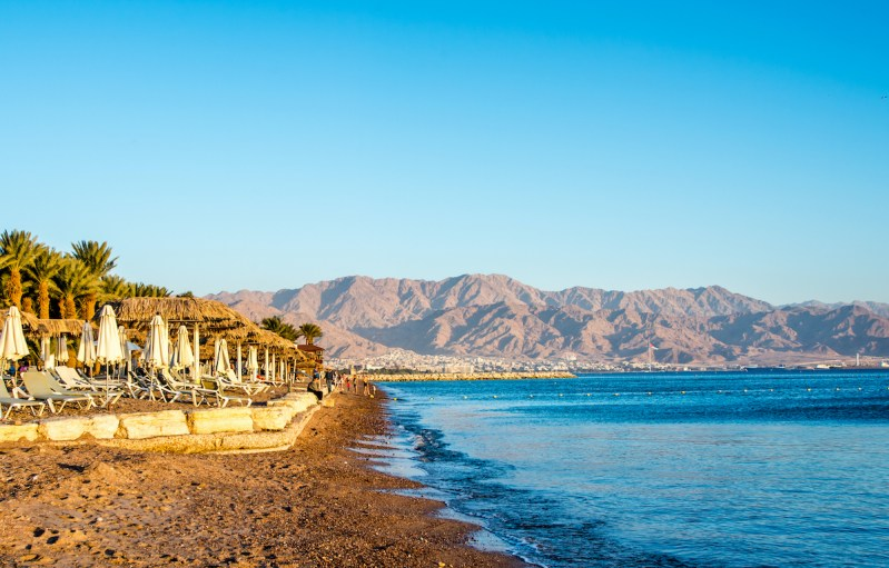 Getting From Tel Aviv To Eilat