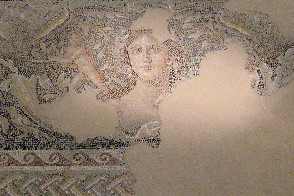 Mona Lisa of Zippori by Jamie Lynn Ross, on Flickr