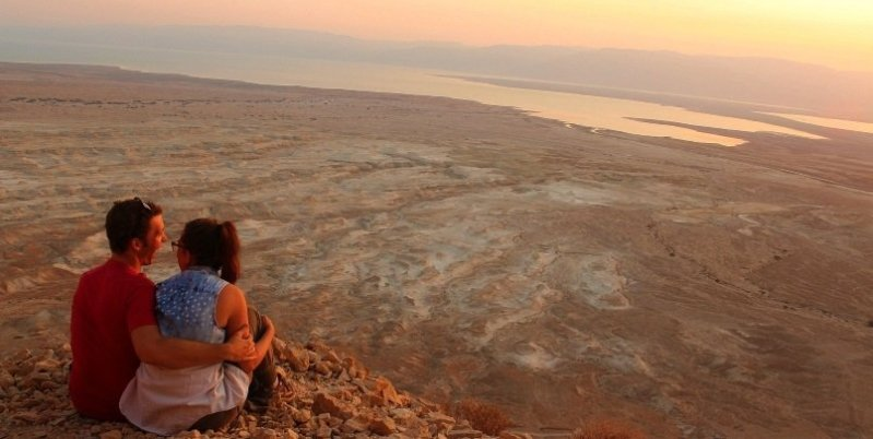 The Masada Sunrise Tour Departs From Tel Aviv And Jerusalem And Also Visits Ein Gedi And Dead Sea