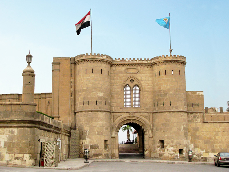 Cairo Citadel Is Included On Most Tours From Israel To Cairo