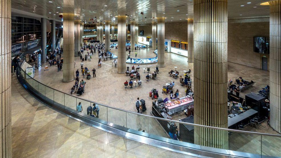 Ben Gurion airport information