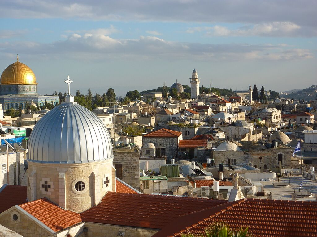 Getting from Amman to Jerusalem is a common traveler question