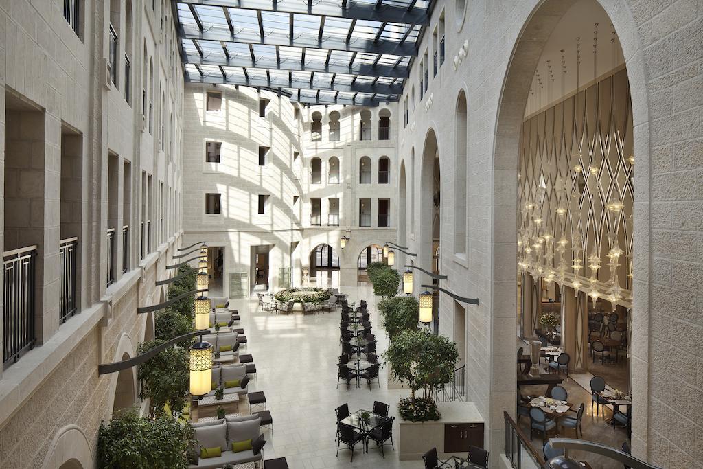 Best Luxury Hotels in Jerusalem - Waldorf Astoria