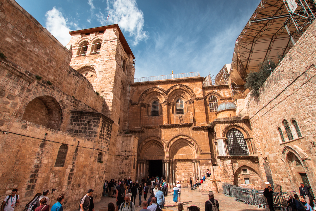 One of the things to do in Jerusalem: Visiting the Old City