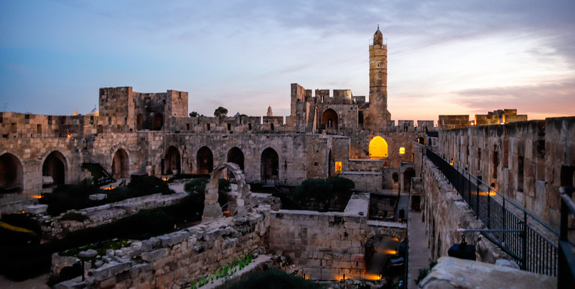 The Old City is one of the best areas to stay in Jerusalem