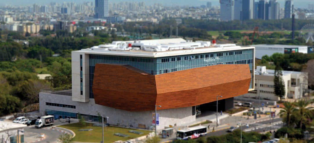 Steinhardt Museum of Natural History in Tel Aviv
