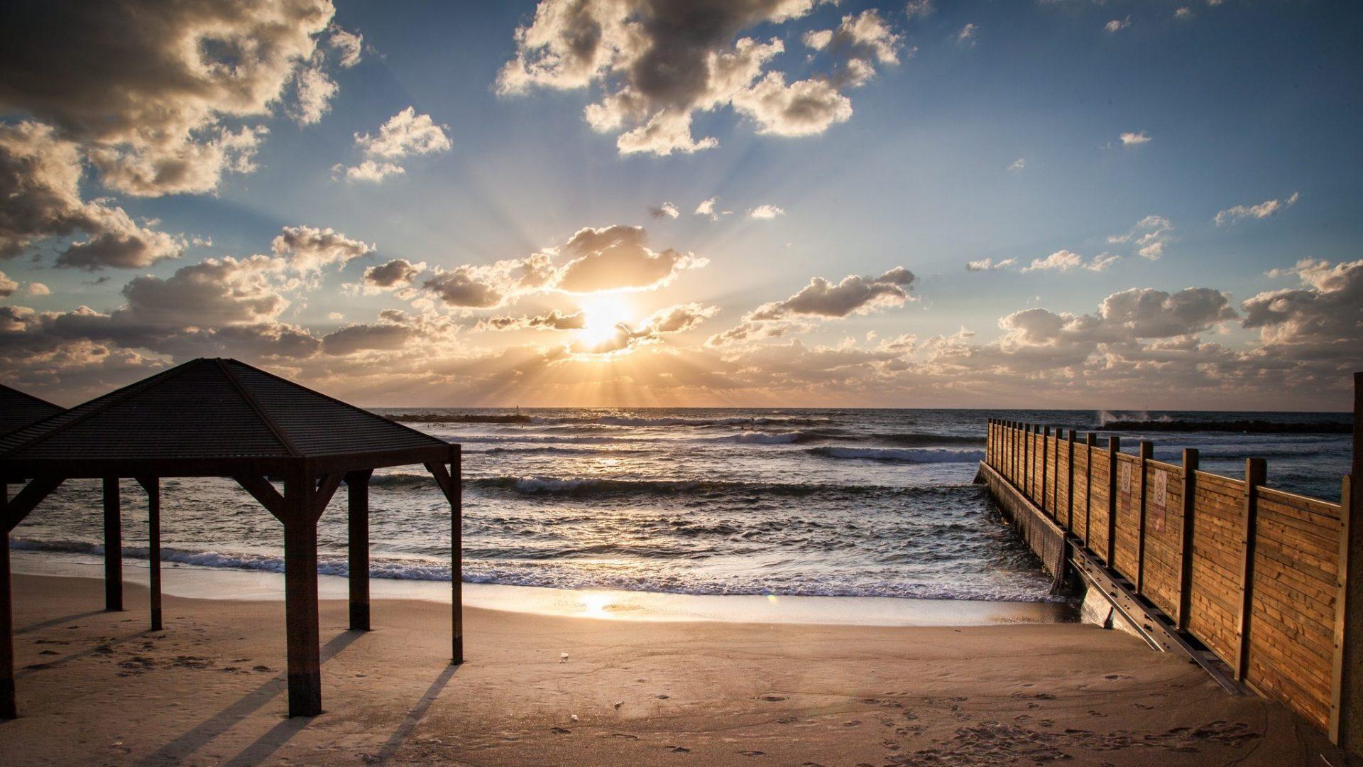 Nordau Beach Tel Aviv Segregated Beach
