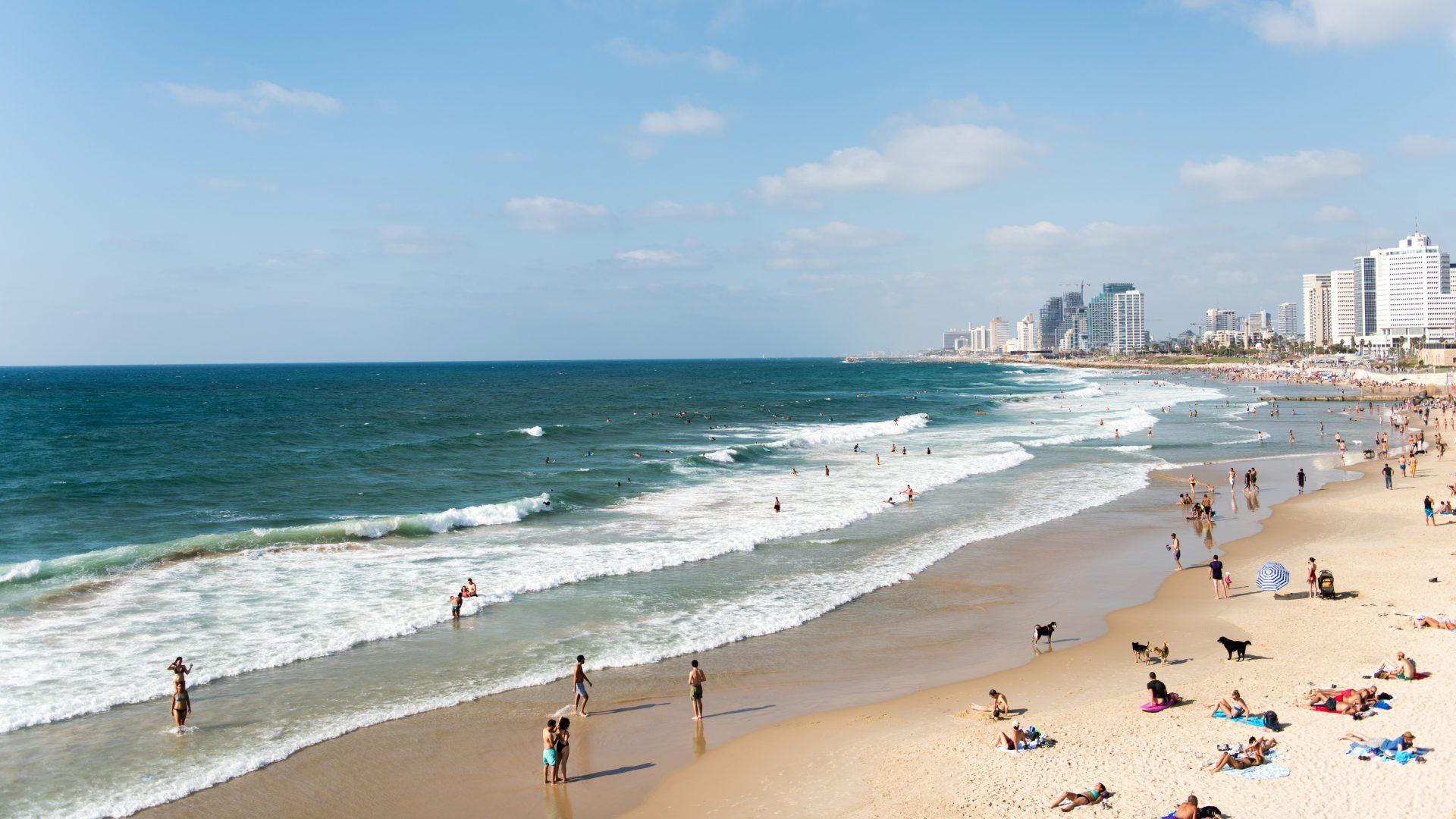 Enjoy the summer in Israel