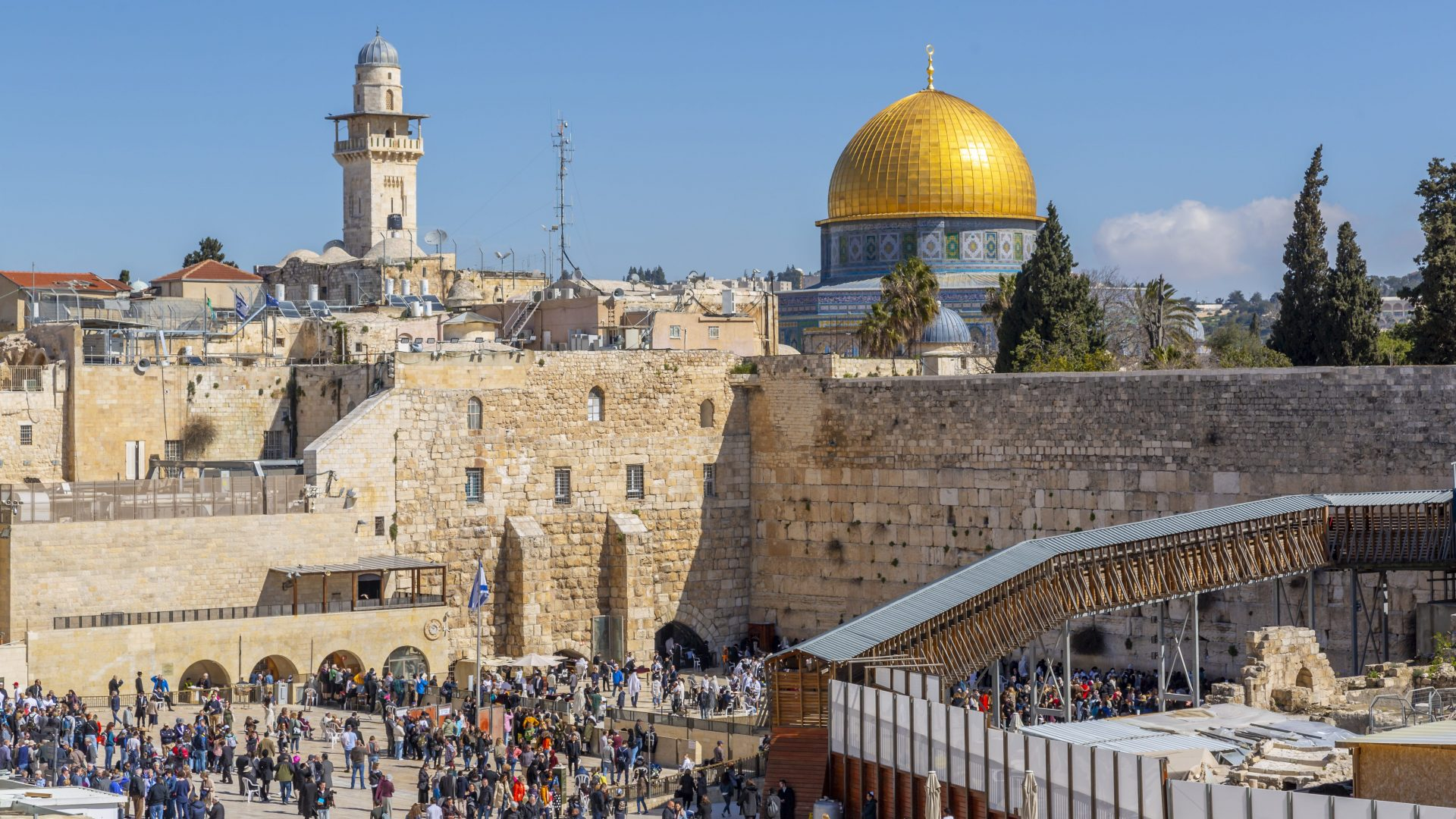 Best Day Trips from Jerusalem