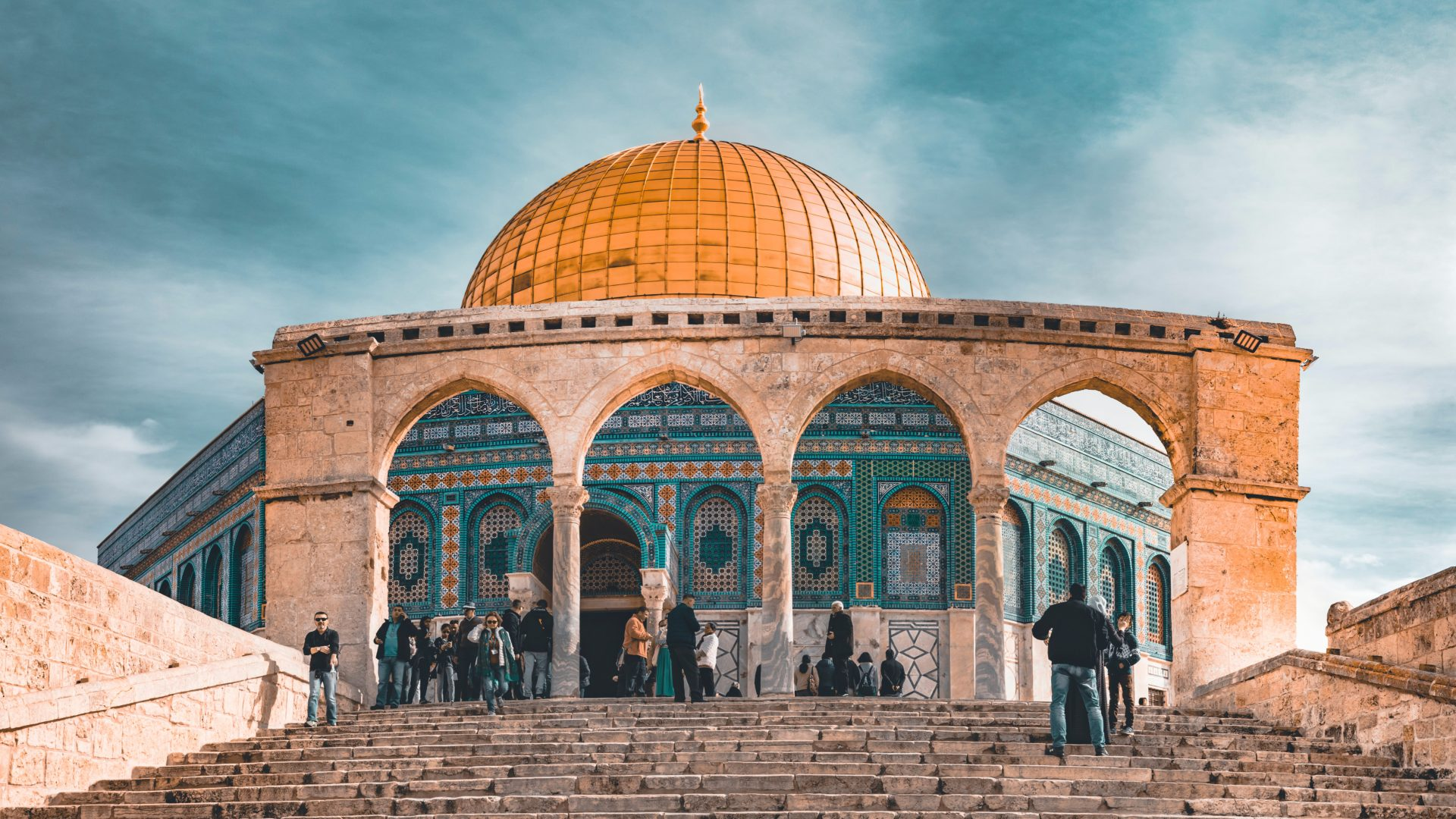Temple Mount – one of the 5 Hottest Summer Activities in Israel