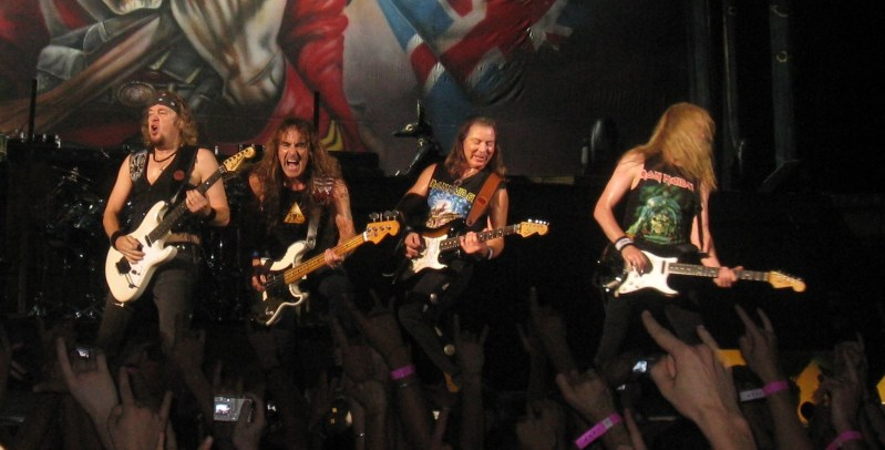 Iron Maiden In Performance