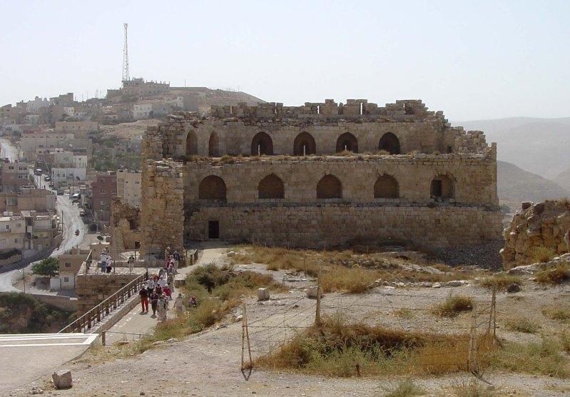 Mamluk Keep Karak Jordan1123