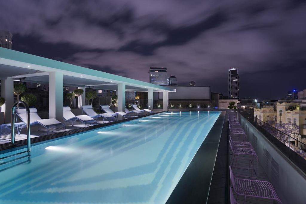 Best Boutique Hotels in Tel Aviv - Poli House