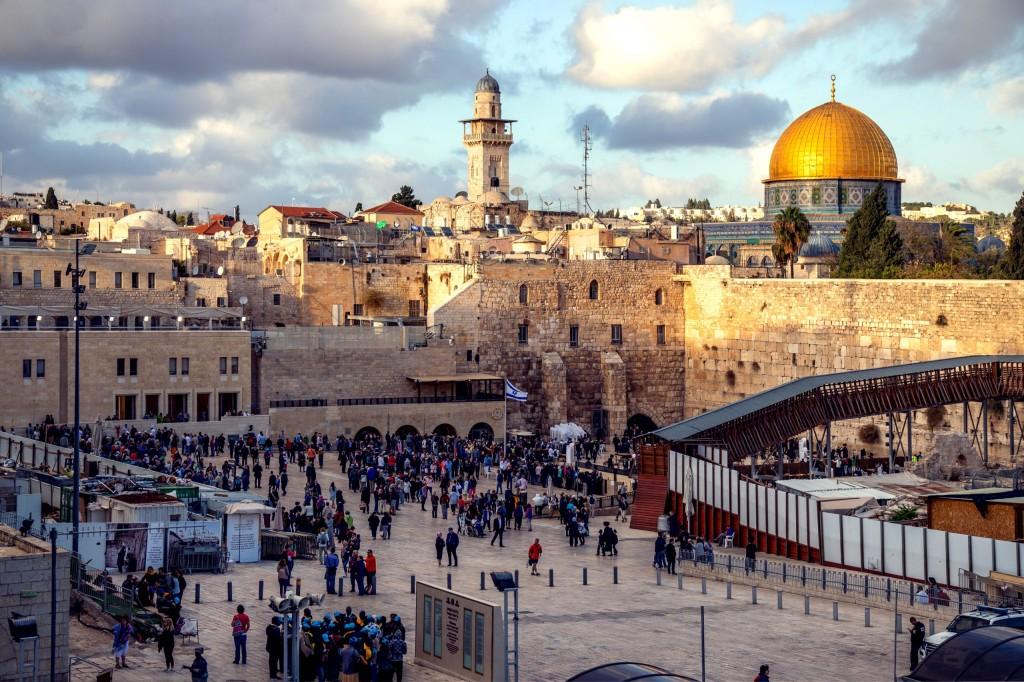 honeymoon jerusalem