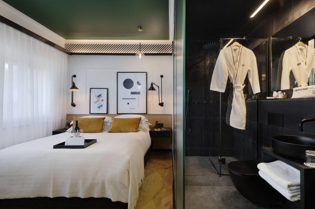 Best Boutique Hotels Tel Aviv - The Theodor