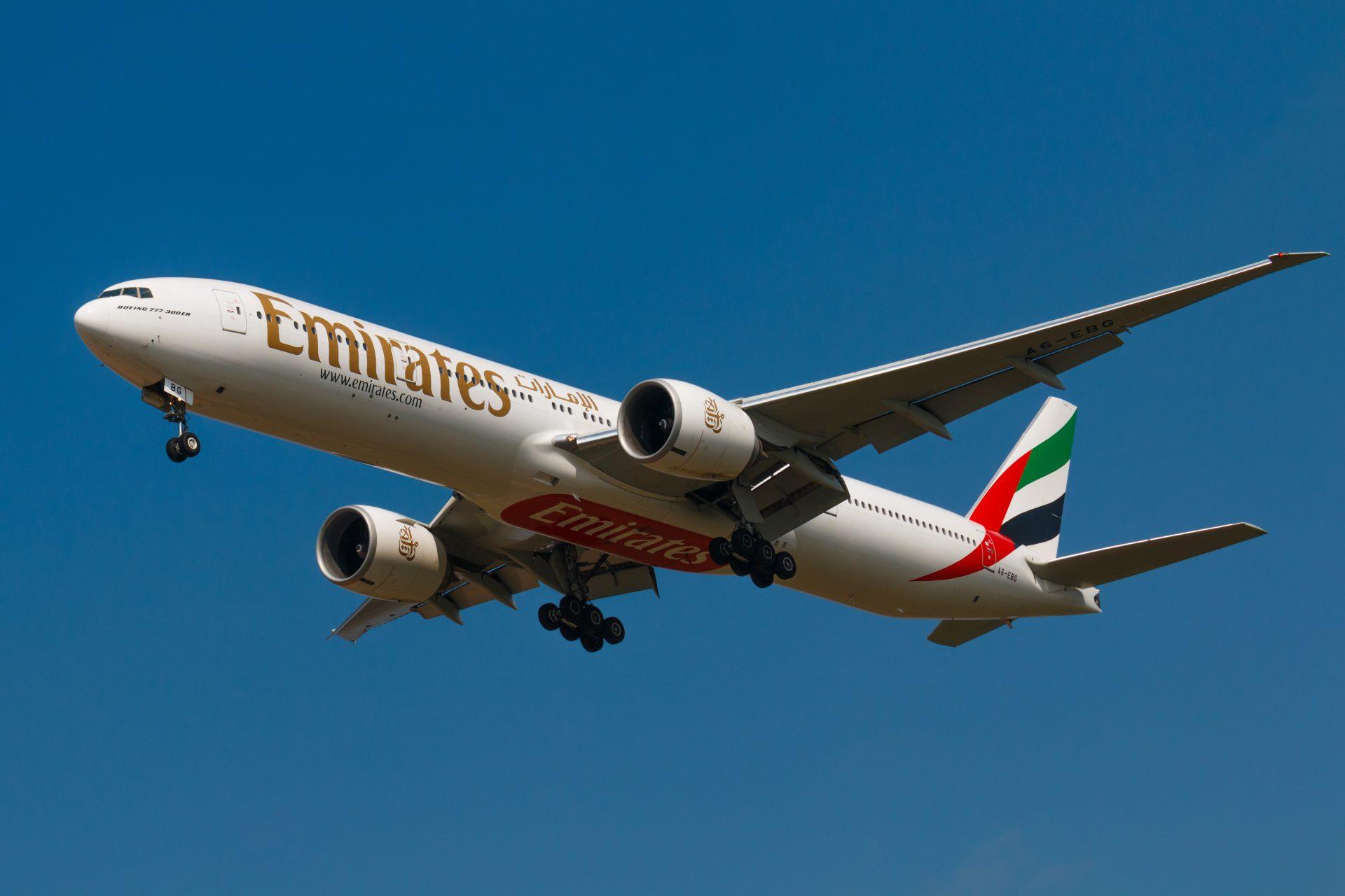 Emirates launches flights from Dubai to Tel Aviv Israel. Credit Rebius : Shutterstock.com