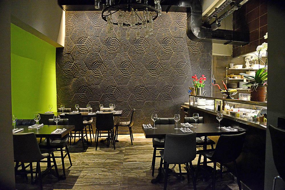 high end restaurant tel aviv