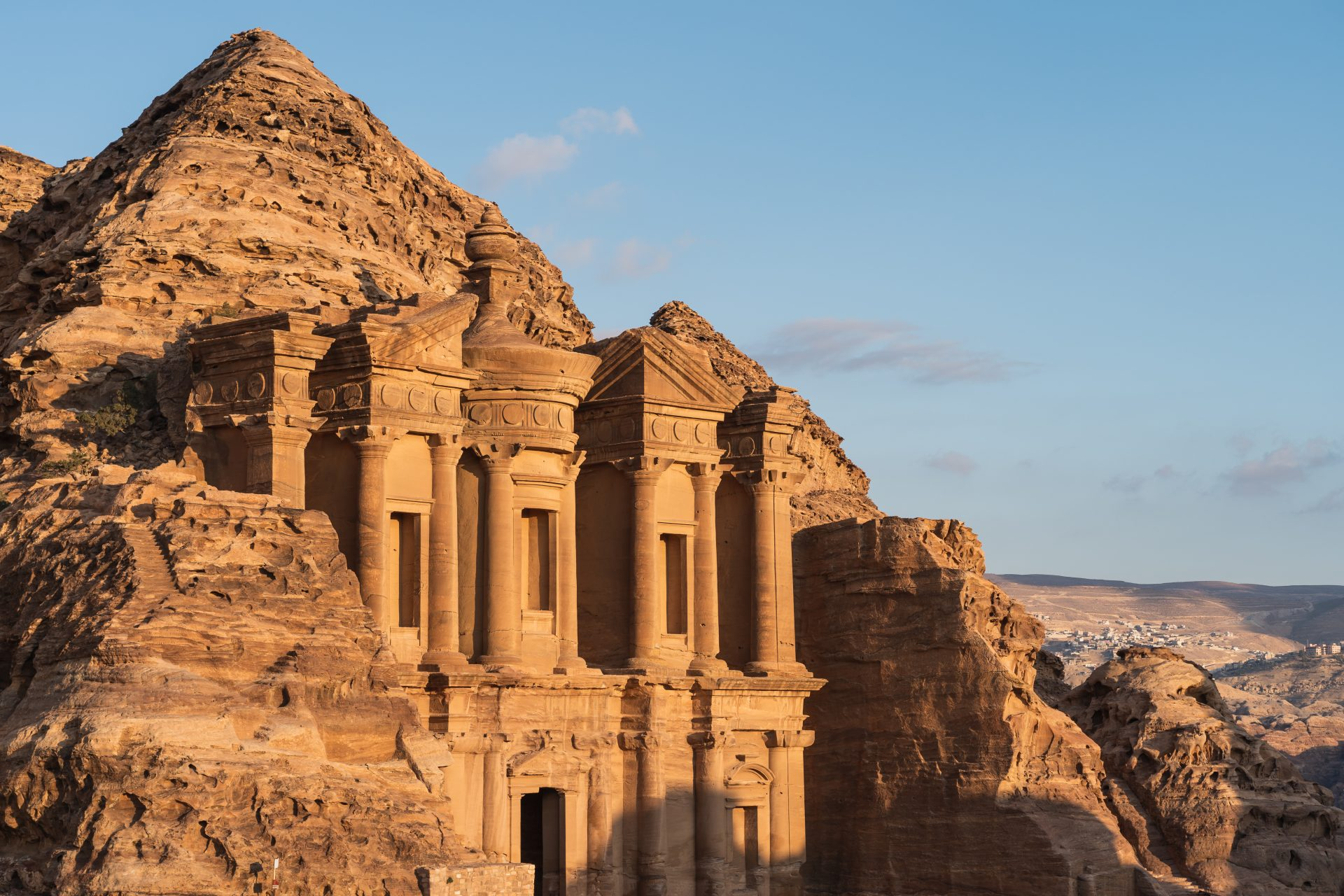 Visit Petra from Israel
