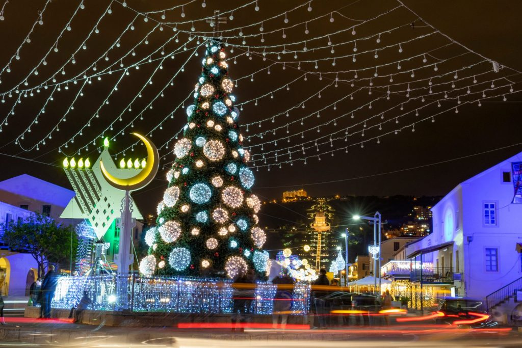Holiday Celebrations in Israel