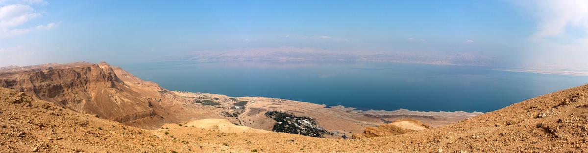 Dead Sea & Masada Travel