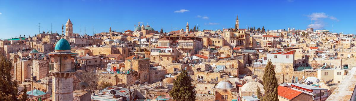 Jerusalem Neighborhoods