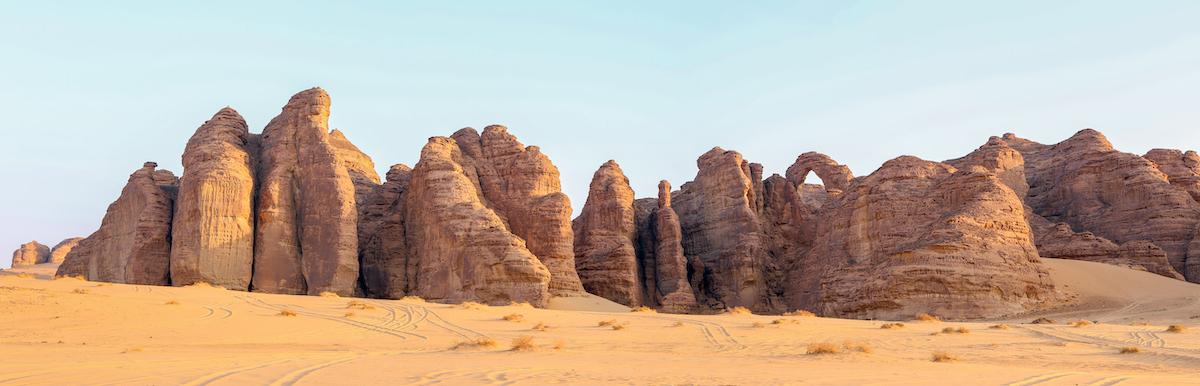 Israel And Saudi Arabia Tour Packages