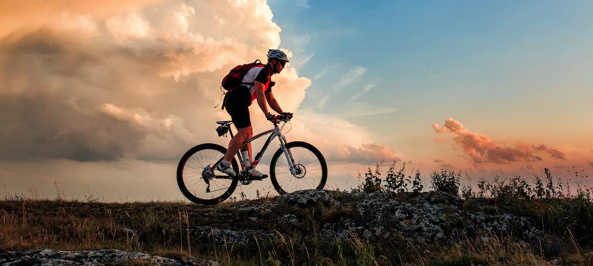 Biking In Israel