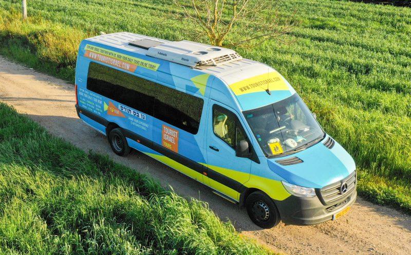 Shuttle Bus From Tel Aviv To Eilat / Eilat To Tel Aviv