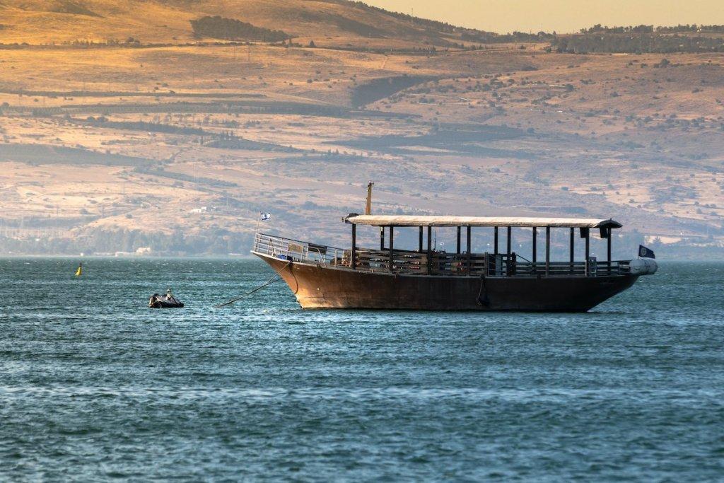 Jesus Boat Nof Ginosar