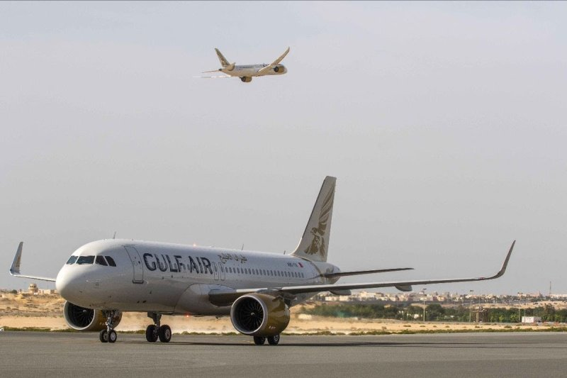 Bahrain's Gulf Air To Launch First Flight To Tel Aviv, Israel In June 2021