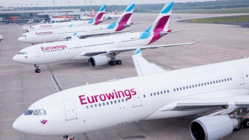 Eurowings To Launch Flights From Prague To Tel Aviv, Israel In October, 2021.