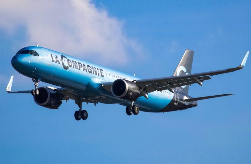 La Compagnie To Launch Flights From Newark - Paris - Tel Aviv, In July, 2021