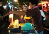 Thaïlande, la rue Khaosan à Bangkok
