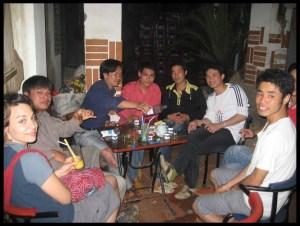 Vietnam, vietnamiens, amis, culture